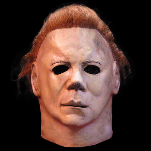 Michael Myers Halloween 2 Latex Mask