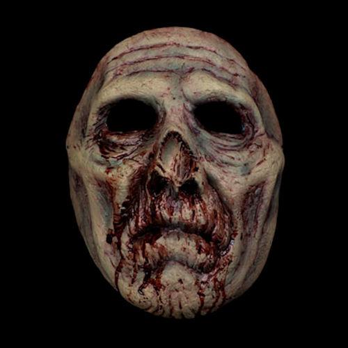 Bruce Spaulding Fuller Zombie #1 Halloween Face Mask