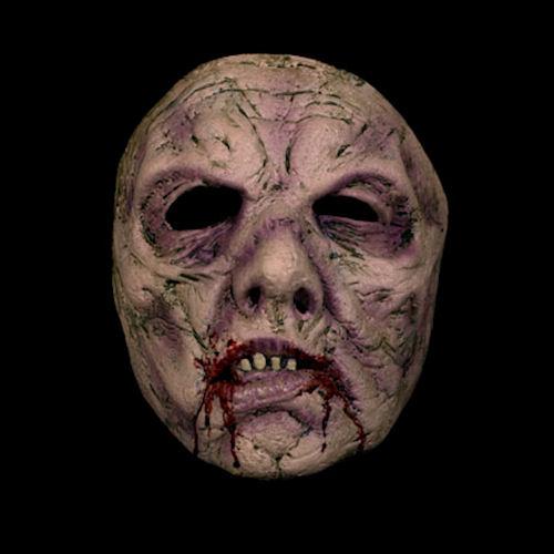 Bruce Spaulding Fuller Zombie #3 Halloween Face Mask