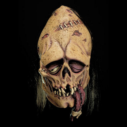 Toxic Toons Tongue Tied Latex Mask
