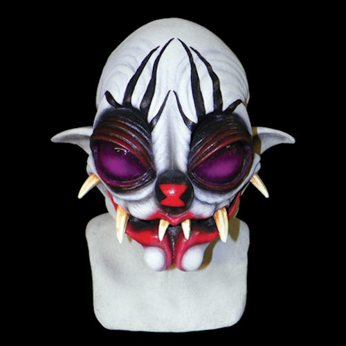 Spider Clown Latex Mask