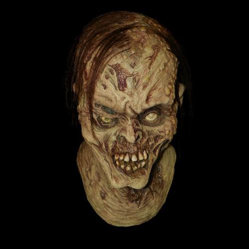 Zombinski Latex Mask