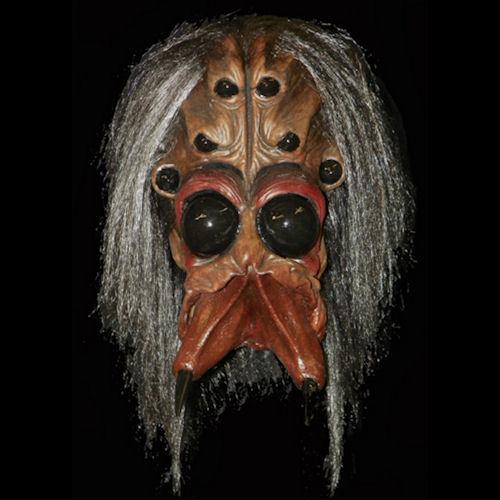 Arachnoid Latex Mask