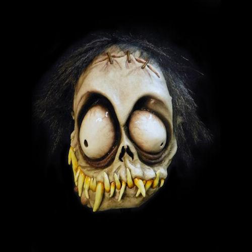 Cyanide Latex Mask