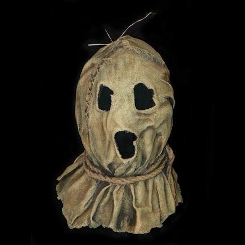 Dark Night of the Scarecrow Latex Mask