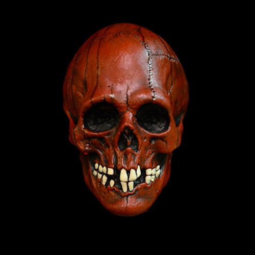 Nightowl Blood Skull Latex Mask