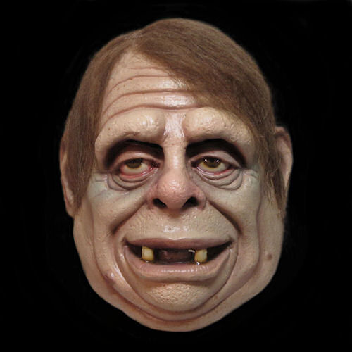 Cousin Eerie Latex Mask