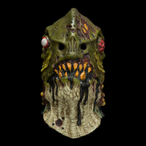 Zombie Fish Latex Mask
