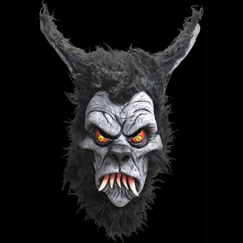 Toxic Toons Werewolf Latex Mask