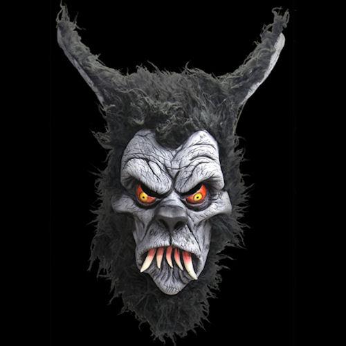 Toxic Toons Werewolf Latex Mask