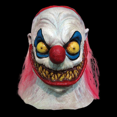 Slappy the Clown Latex Mask