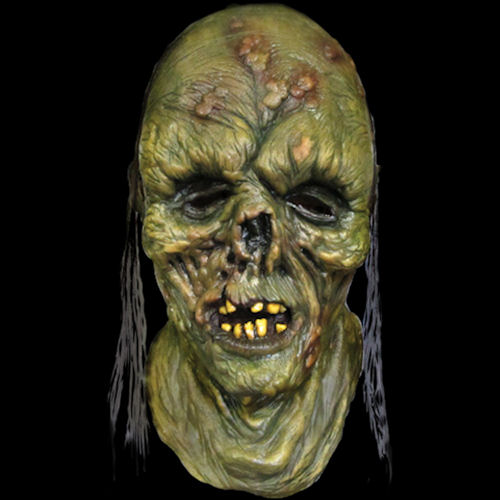 Decayed Zombie Latex Mask