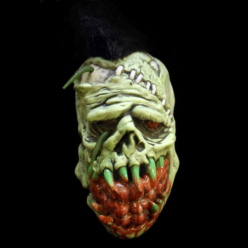 Toxic Toons Brain Eater Latex Mask