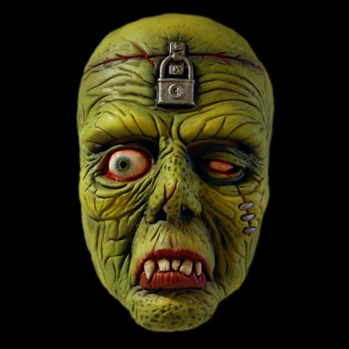 Toxic Toons The Fiend Face Mask