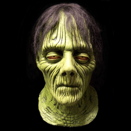 Radioactive Zombie Latex Mask