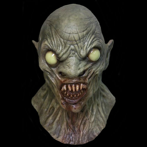 Sewer Monster Latex Mask