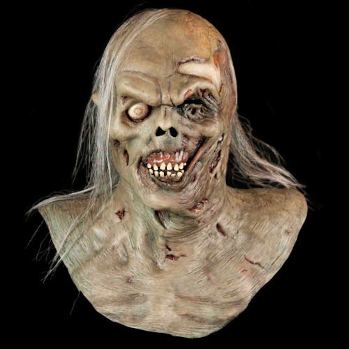 Water Zombie Latex Mask